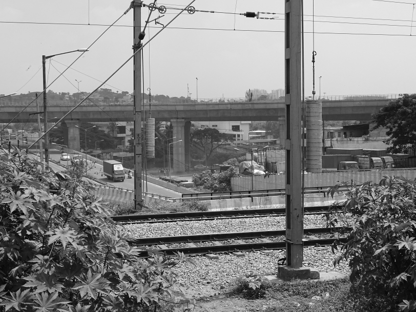 Number 27-View from railway truck