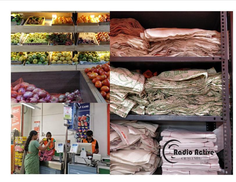 HSR Layout Super Markets
